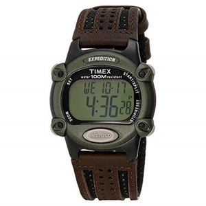 Timex Expedition Chrono Alarm Watch